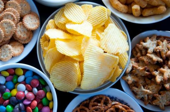 Les aliments ultra-transformés augmentent le risque de mortalité, toutes causes confondues