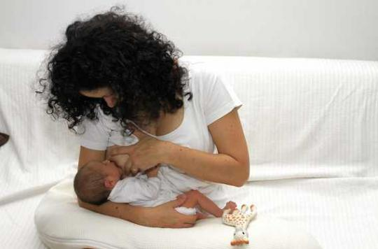 Le lait maternel contient des molécules anti-inflammatoires