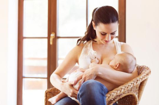 L'allaitement maternel n'est pas assez encouragé dans le monde