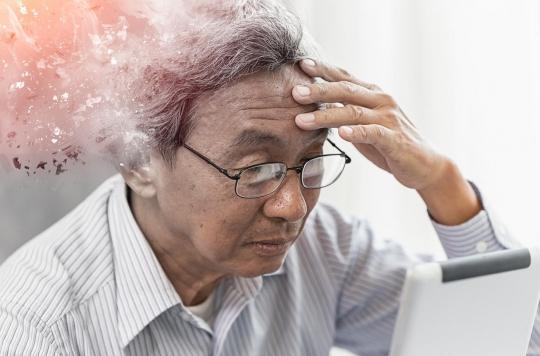 Alzheimer : un anticorps réduit la charge amyloïde et améliore les cognitions