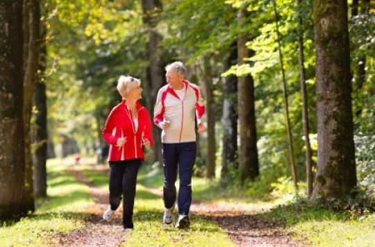 Alzheimer : l'activité physique protège la matière grise