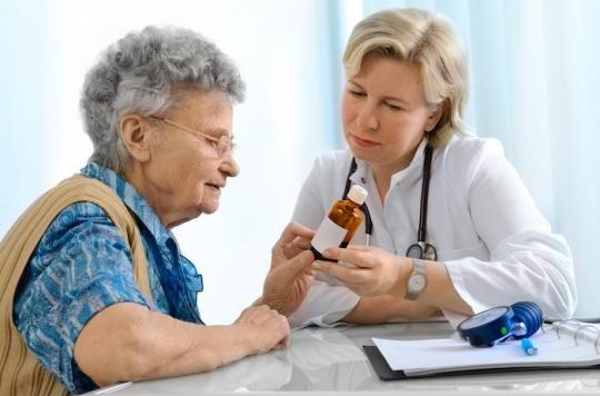 Une boisson à base d'oméga-3 contre l'Alzheimer