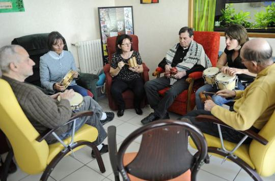 Journée Alzheimer : les aidants fatiguent