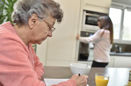 Alzheimer : sept Français sur dix ne croient pas à la fatalité