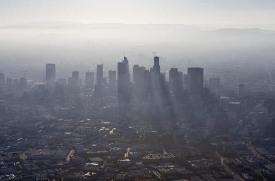 Etats-Unis : une étude inquiétante sur la pollution de l'air dans les villes