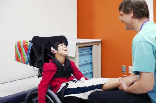 Amyotrophie spinale : un espoir thérapeutique se profile