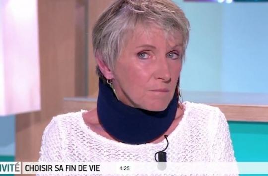Euthanasie: Anne Bert est décédée en Belgique