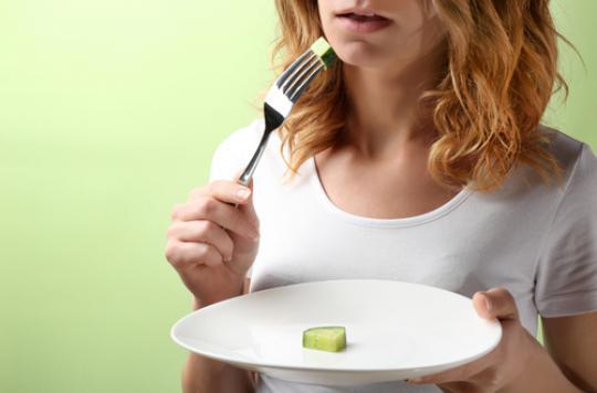 Anorexie : une modification neuronale mise en cause