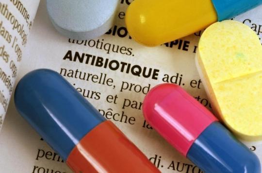 De faibles doses d'antibiotiques modifieraient le microbiote intestinal