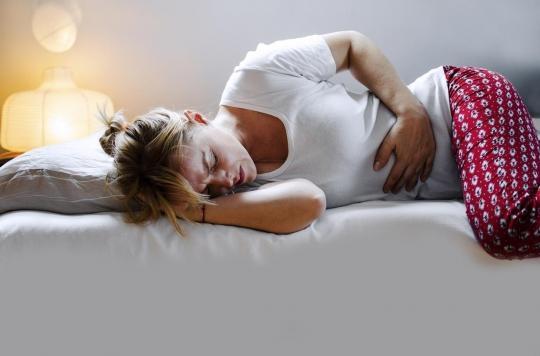 Syndrome prémenstruel : \