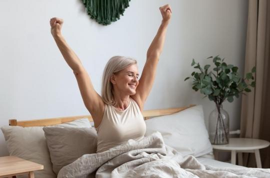 Se lever une heure plus tôt réduirait de 23% le risque de dépression !