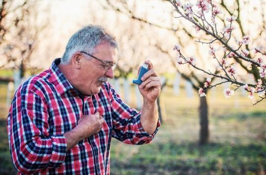 Asthme : les maladies allergiques augmentent le risque