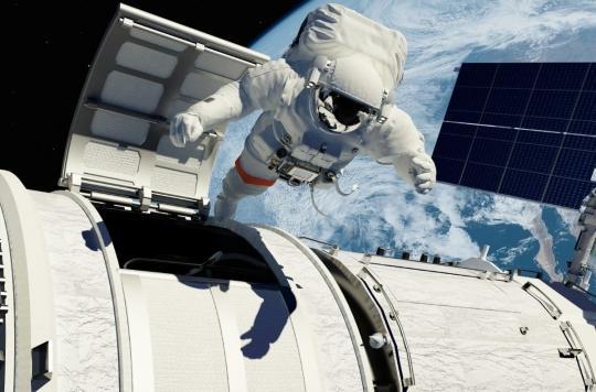 Herpès : les voyages dans l'espace \