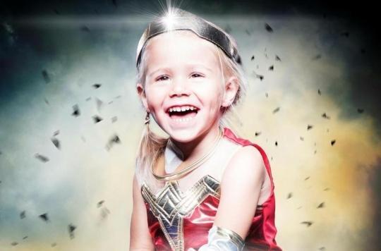Omar Sy, Vianney et d'autres stars rendent hommage à une fillette décédée d'un cancer du cerveau