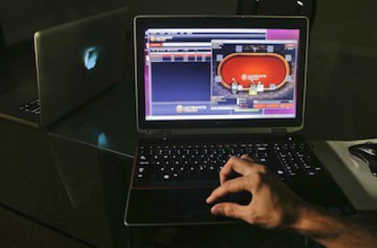 Les joueurs de poker en ligne mettent leur santé en jeu