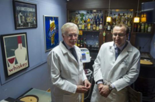 Médecins : un alcootest avant d'opérer