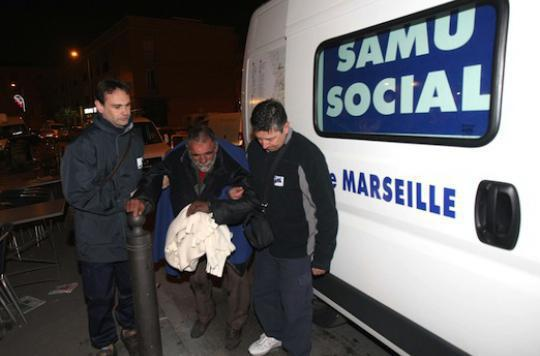 Carte santé pour SDF : Marseille retire les informations médicales