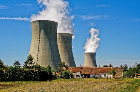 Cancer du poumon :  EDF condamné pour faute inexcusable