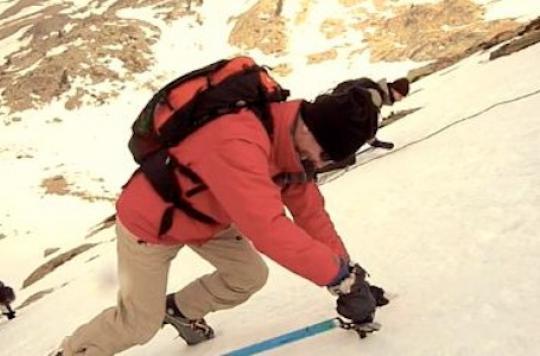 Vaincre la douleur par l\'ascension du Mont Blanc