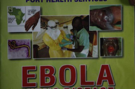 Ebola : comment la France se prépare en 4 points