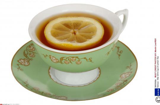 Du thé dangereux pour la santé saisi par les douanes