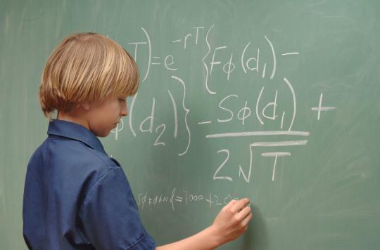 Les enfants prématurés auraient plus de difficultés en maths