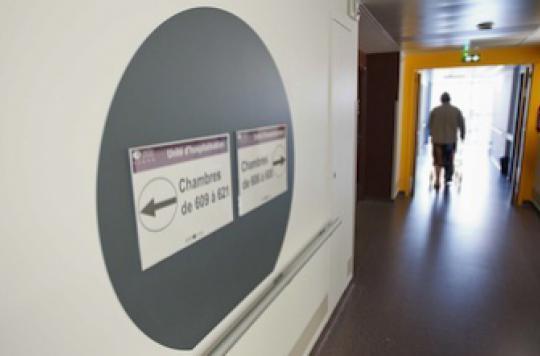 Infections nosocomiales : 75 % surviennent en court séjour