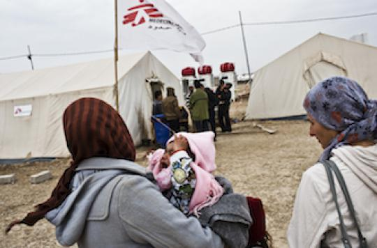 « En Syrie, faute de césarienne, les femmes meurent en accouchant »