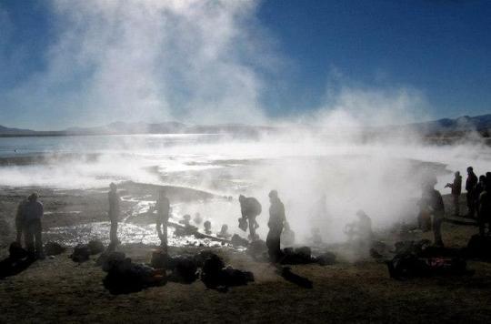Les vertus du bain chaud sur notre santé