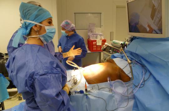 La chirurgie bariatrique plus efficace qu'un régime