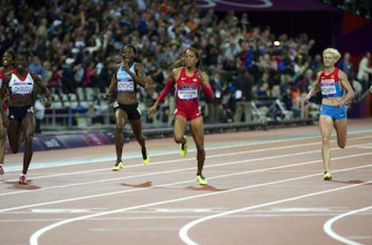 Des sportives aux attributs de femme et à la génétique d\'homme