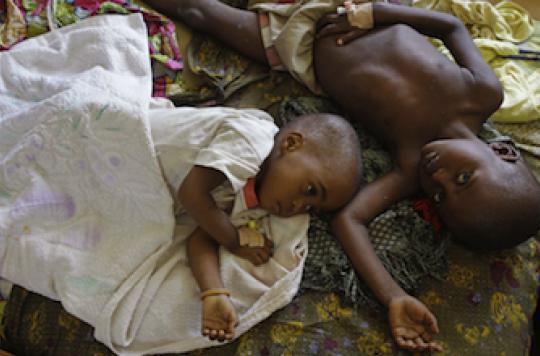 Paludisme : l'espoir d'un vaccin