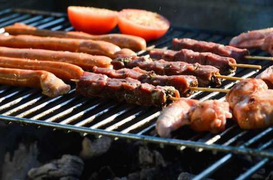 Les viandes grillées augmentent le risque de cancer du rein