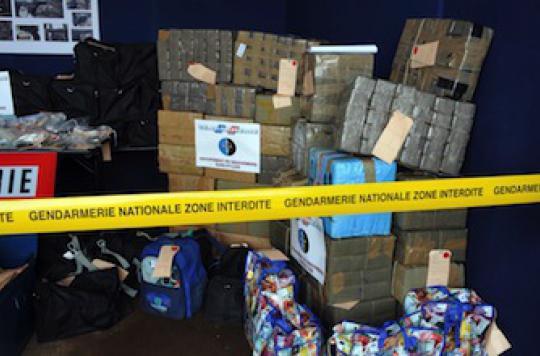 Roubaix : les policiers victimes du cannabis passif