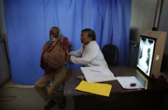 Tuberculose : l'OMS veut l'éradiquer dans 33 pays