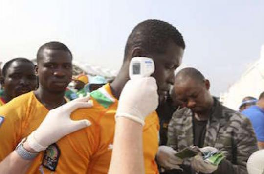 Ebola : \