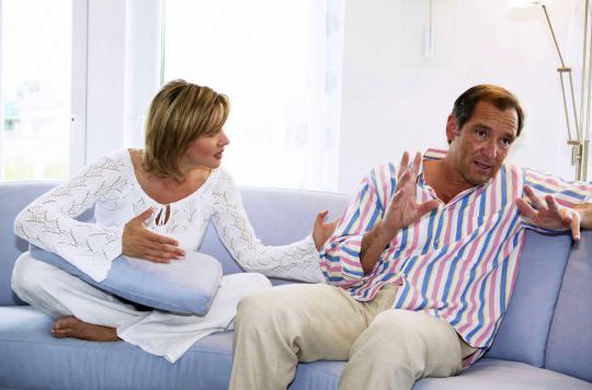 Les disputes conjugales peuvent vous rendre obèse