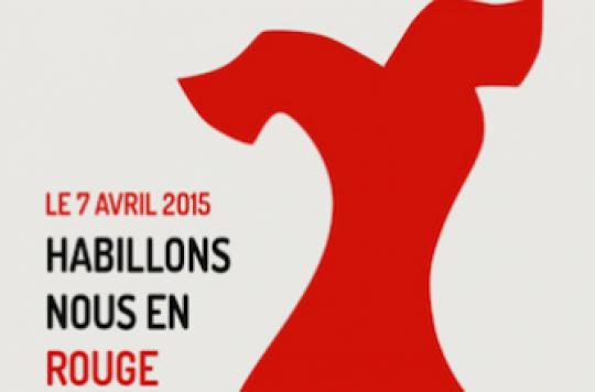 Red day : du rouge pour protéger le coeur des femmes