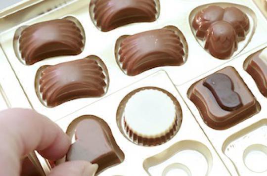 Hôpital : le temps de survie d'un chocolat est de moins d'une heure