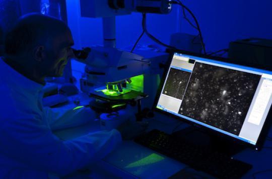 Nanomédicaments : le Français qui cible les tumeurs