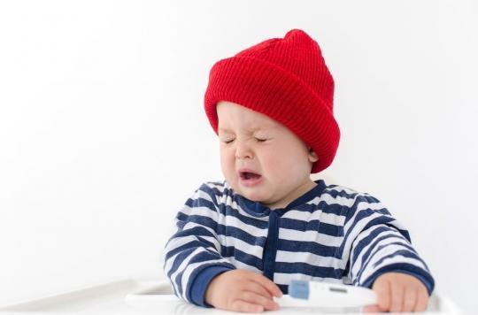 Donner des antibiotiques aux bébés augmenterait le risque d'allergies