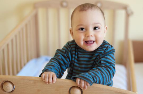 Les bébés bilingues ont une plus grande souplesse mentale