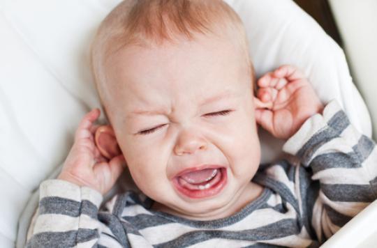Les fonctions cérébrales des parents s'adaptent aux pleurs des bébés