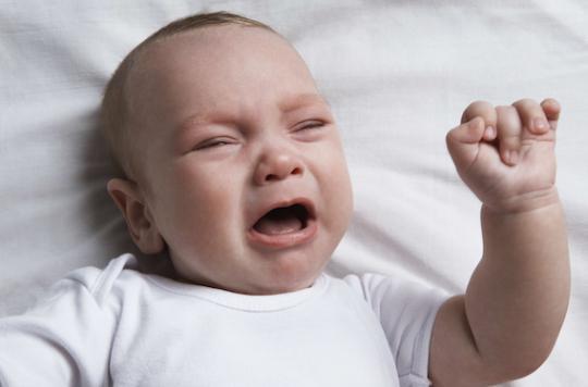 Bébé secoué : l'enfant garde des séquelles à long terme