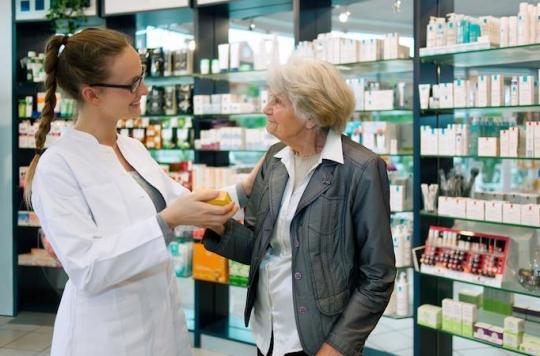 Sept pharmaciens sur dix sont des femmes