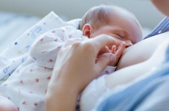 Maternité : consommer des probiotiques peut modifier le lait maternel