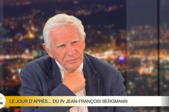 Le Pr Jean-François Bergmann : \