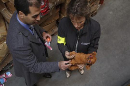 France : 1 jouet sur dix ne respecte pas les normes de sécurité