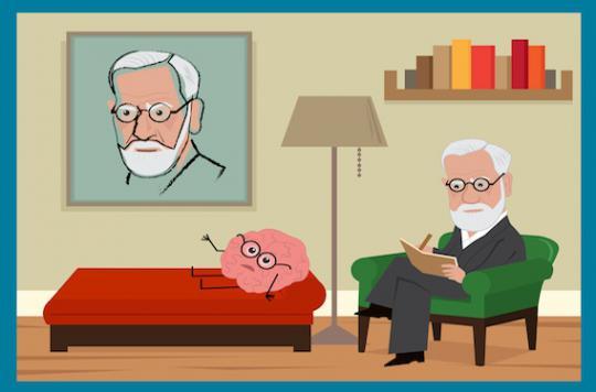 Au secours, Freud : je l'aime sans désir