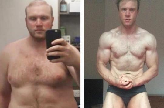 Obèse et suicidaire après un accident, un judoka pro s'en sort grâce au bodybuilding